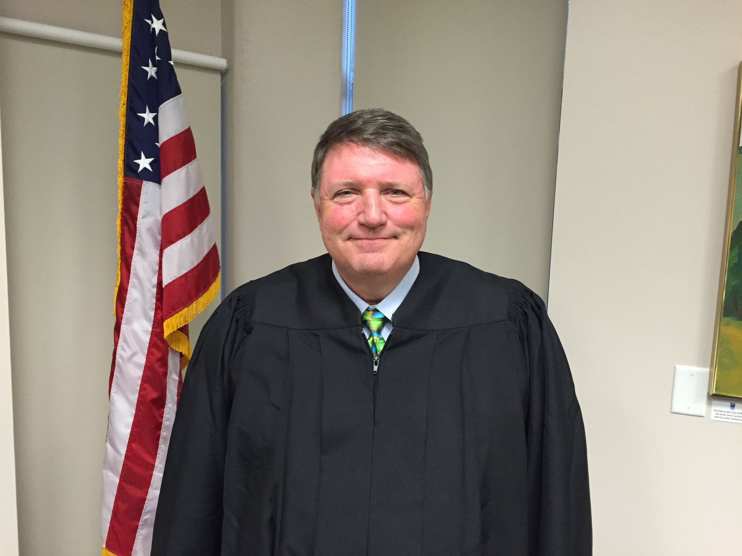 Judge Finley