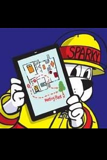 Fire Prevention Week Oct. 8-14; Every Second Counts. Plan 2 Ways Out!