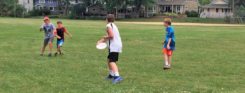 Instructional Ultimate Frisbee | Monona, WI - Official Website