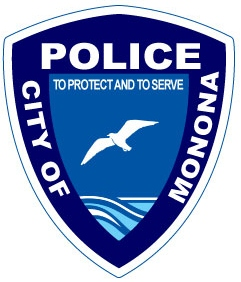 Monona Police Patch