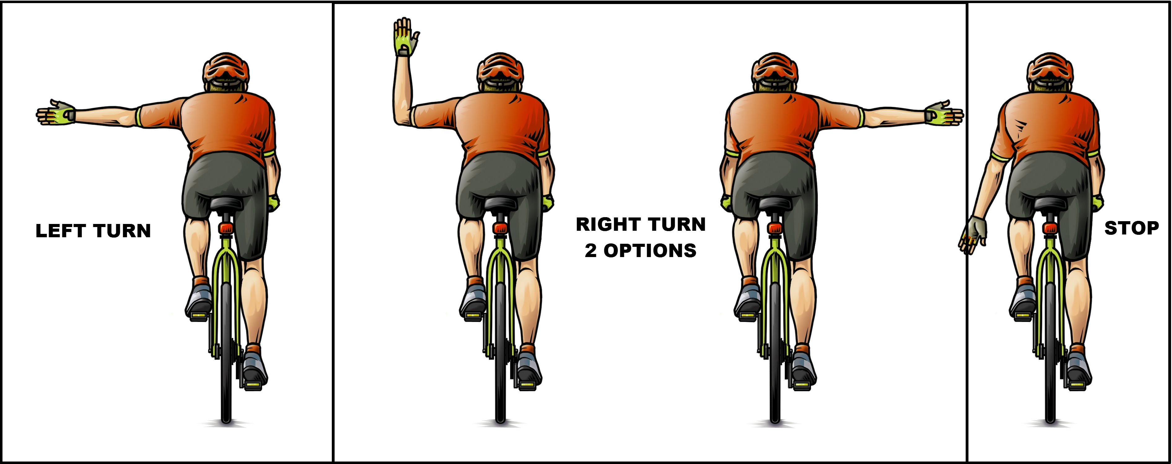 Bicycle-had-signals