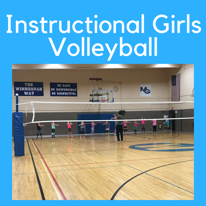 Instructional Volleyball
