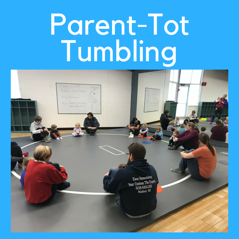 Parent-Tot Tumbling