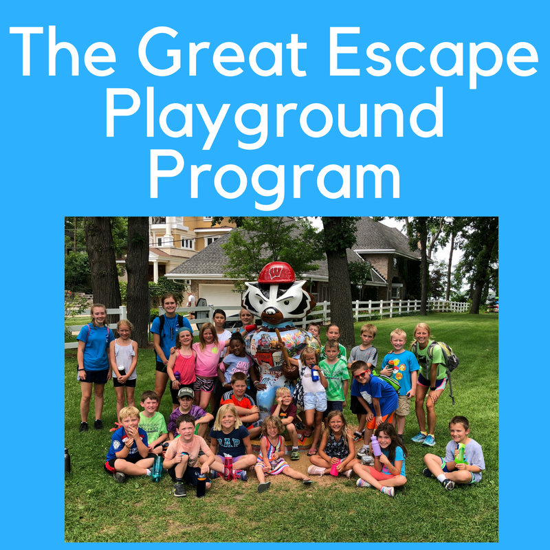 The Great Escape Playground