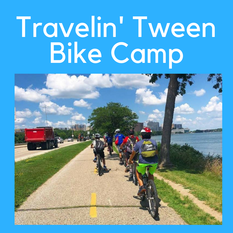 Travelin Tween Bike Camp