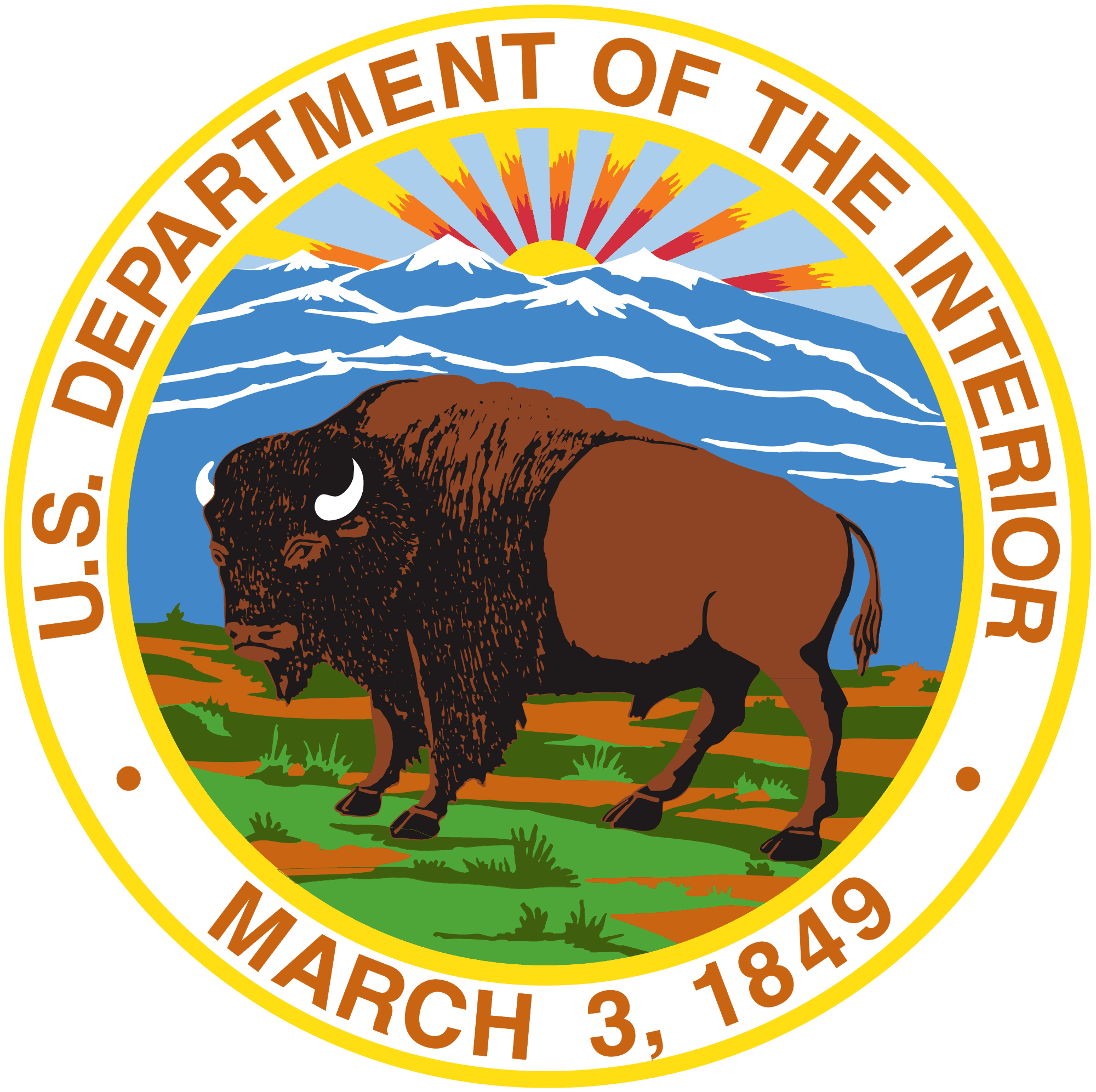 Dept of Interior